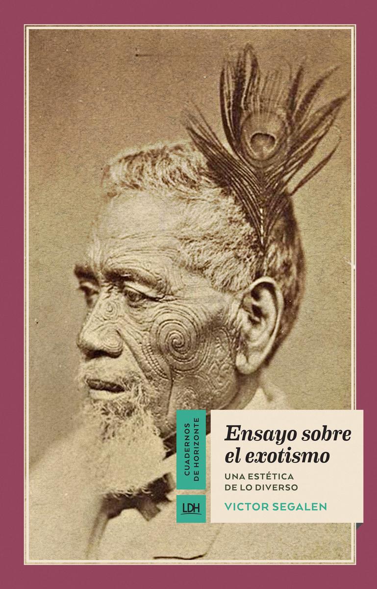 Ensayo sobre el exotismo: portada