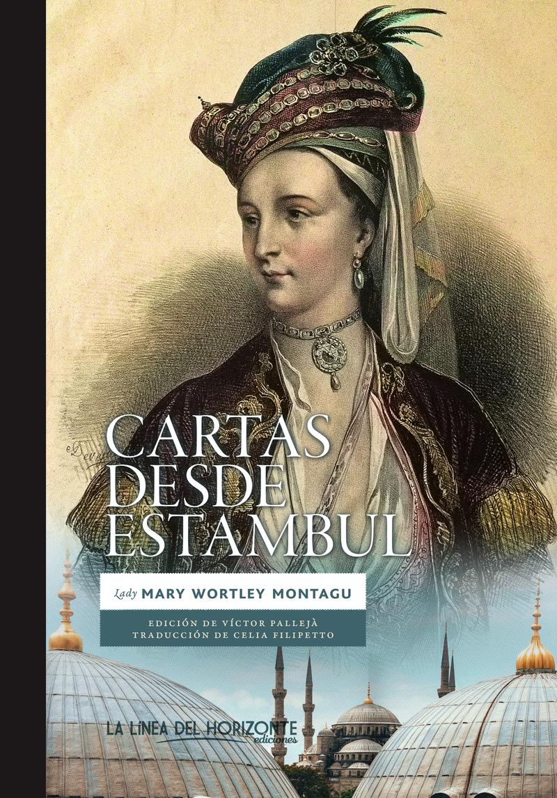 Cartas desde Estambul: portada