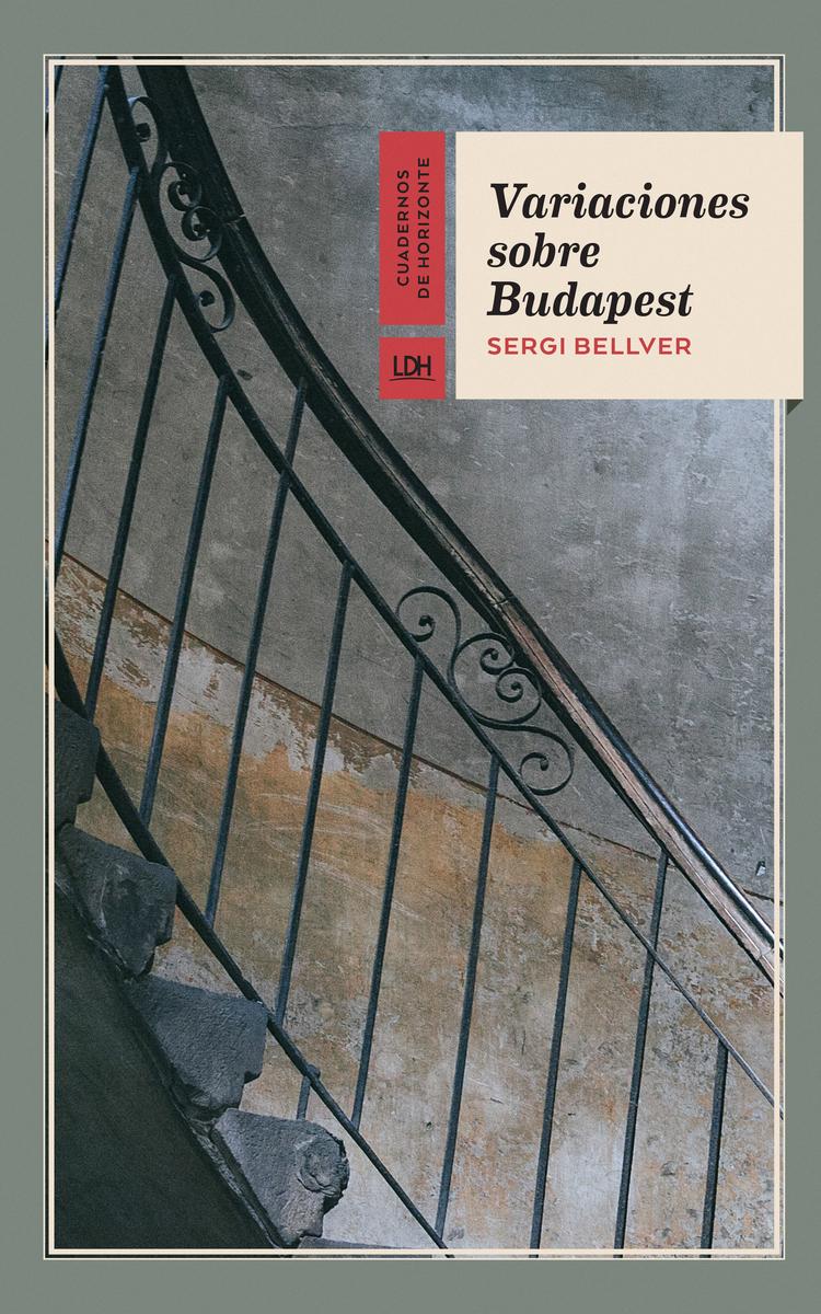 Variaciones sobre Budapest: portada