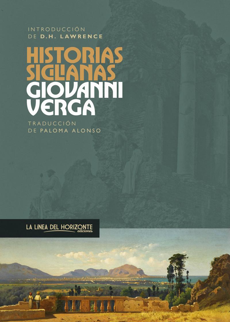 Historias sicilianas: portada