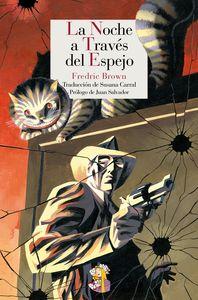 LA NOCHE A TRAVÉS EL ESPEJO: portada