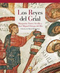 LOS REYES DEL GRIAL: portada