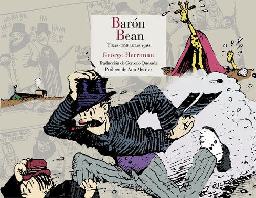 BARON BEAN: portada