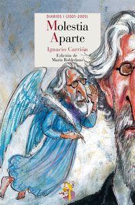 MOLESTIA APARTE: portada