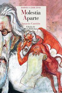 MOLESTIA APARTE II: portada