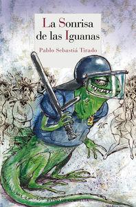 LA SONRISA DE LAS IGUANAS: portada