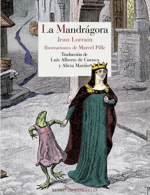 LA MANDRÁGORA: portada
