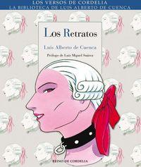 LOS RETRATOS: portada