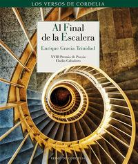 AL FINAL DE LA ESCALERA: portada