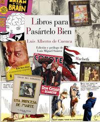LIBROS PARA PASÁRTELO BIEN: portada