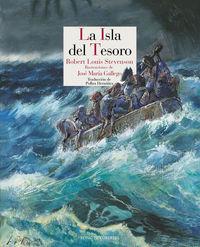 LA ISLA DEL TESORO: portada