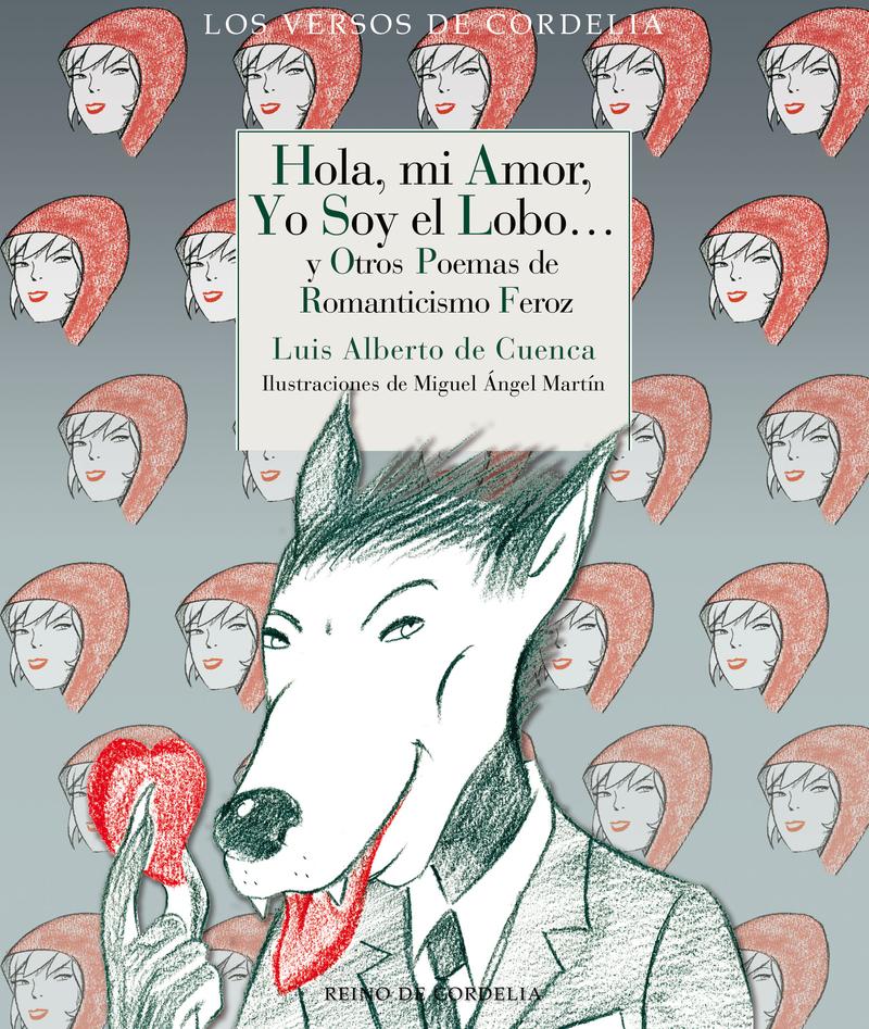 HOLA, MI AMOR, YO SOY EL LOBO…: portada