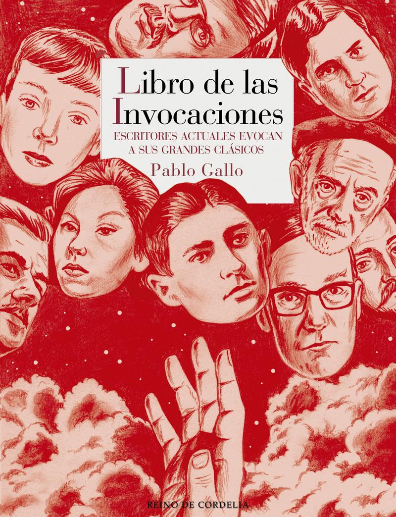LIBRO DE LAS INVOCACIONES: portada