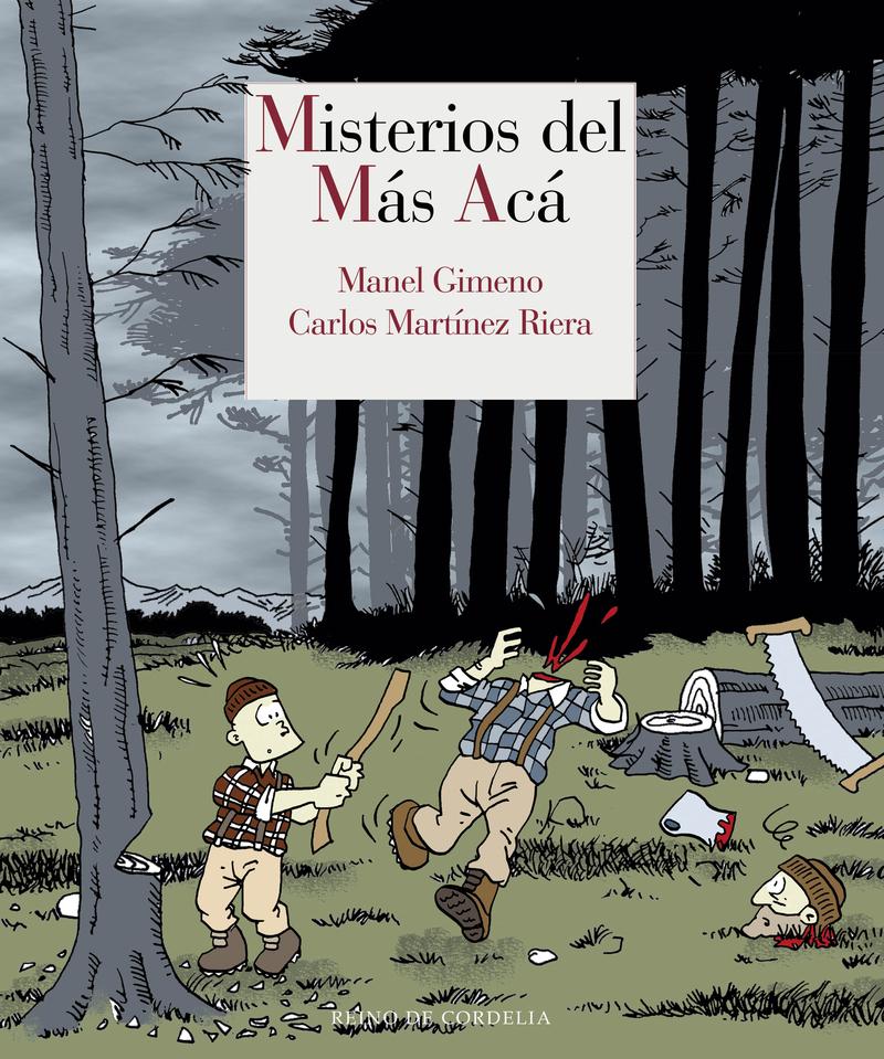 HISTORIAS DEL MÁS ACÁ: portada