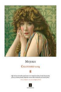 Calendario Mujeres 2014: portada