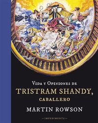 Vida y opiniones de Tristram Shandy, caballero: portada