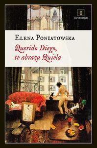 Querido Diego, te abraza Quiela: portada