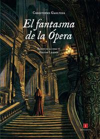 El fantasma de la Ópera: portada