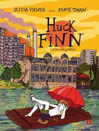 Huck Finn: portada