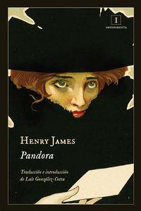 Pandora: portada