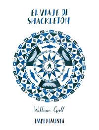 El viaje de Shackleton: portada