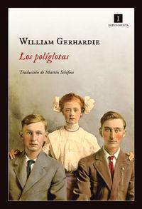 Los políglotas: portada