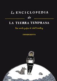 La Enciclopedia de la Tierra Temprana: portada
