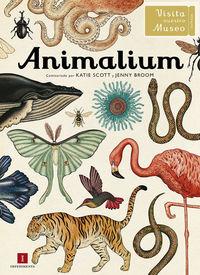 Animalium (2ª ED.): portada