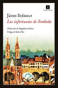 Los infortunios de Svoboda: portada