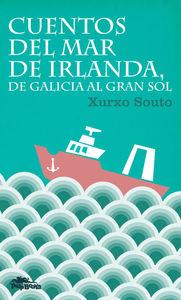 Cuentos del mar de Irlanda, de Galicia al Gran Sol: portada