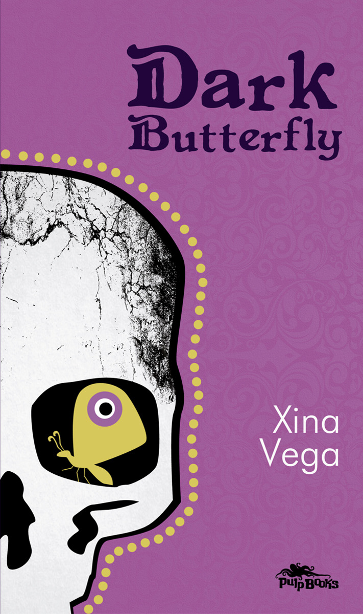Dark Butterfly: portada