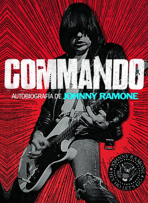 Commando: portada