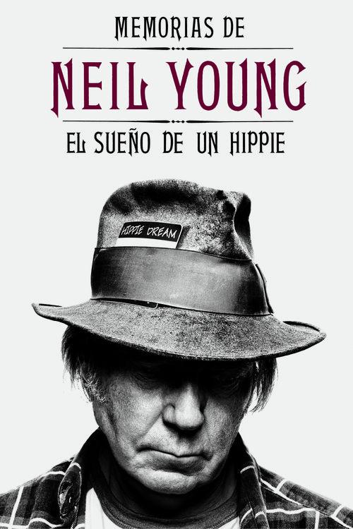 Memorias de Neil Young: portada