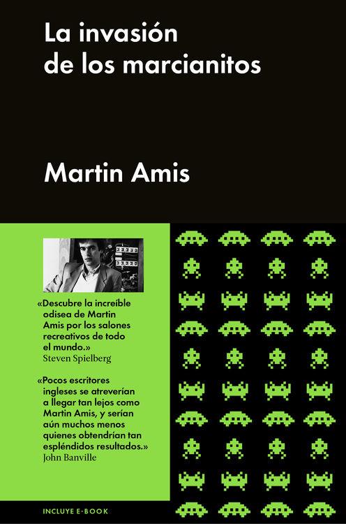 La invasión de los marcianitos: portada