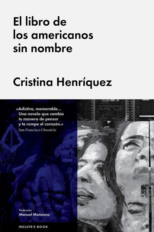 El libro de los americanos sin nombre: portada