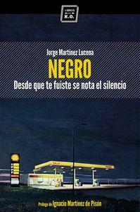Negro: portada
