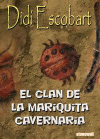 El Clan de la Mariquita Cavernaria: portada
