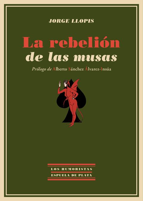 La rebelión de las musas: portada
