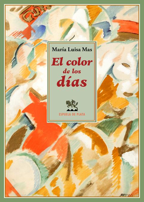 El color de los días: portada