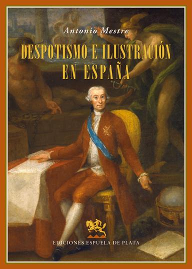 Despotismo e Ilustraci�n en Espa�a: portada