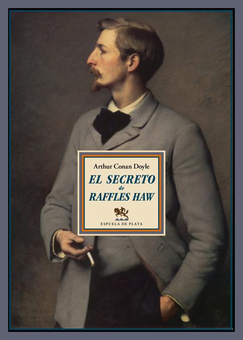 El secreto de Raffles Haw: portada