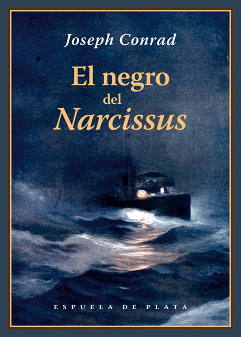 El negro del Narcissus: portada