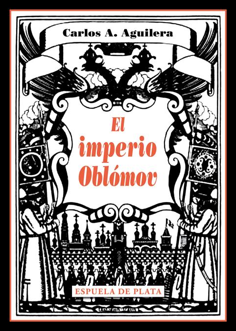 El imperio Oblómov: portada