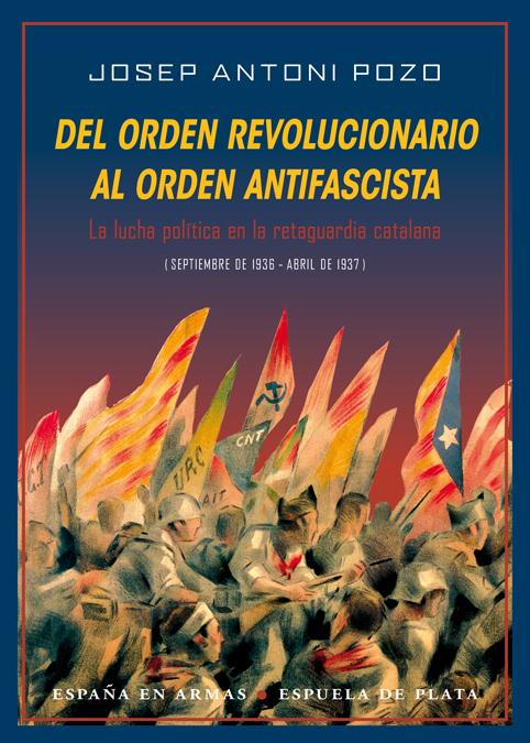 Del orden revolucionario al orden antifascista: portada