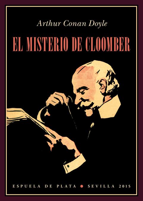 El misterio de Cloomber: portada