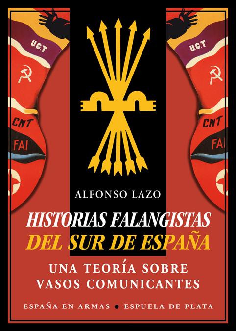 Historias falangistas del sur de España: portada