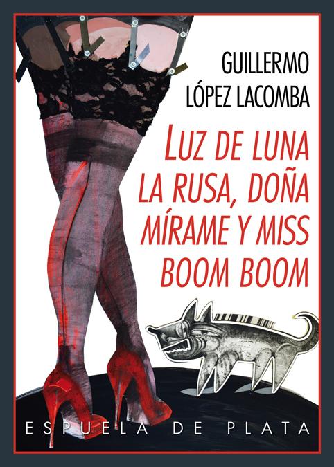 Luz de Luna, la Rusa, Doñamírame y Miss Boom Boom: portada