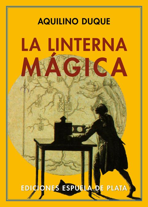 La linterna mágica: portada