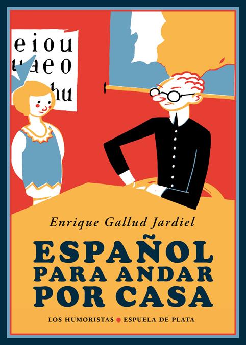 Español para andar por casa: portada