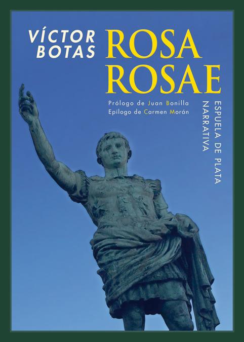 Rosa rosae: portada